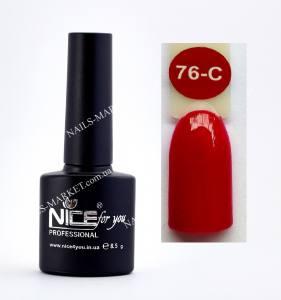 Гель-лак Nice серия cool C76