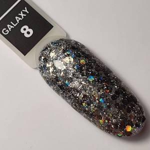 Гель-лак Luxton Galaxy 10мл №8