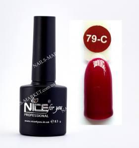 Гель-лак Nice серия cool C79
