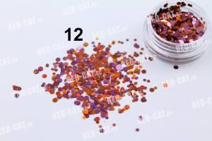 Конфетти для дизайна №12