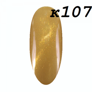 Гель-лак DIS кошачий глаз 7.5мл №107
