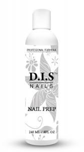 DIS Nails Prep Обезжириватель, подготовитель ногтей 240мл