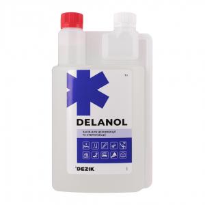 Средство для дезинфекции и стерилизации DELANOL Деланол 1 л