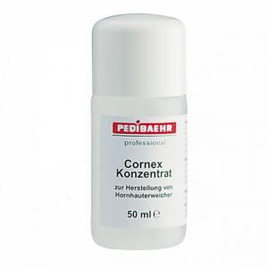 Концентрат размягчителя для удаления ороговевшей кожи (Cornex Konzentrat) PEDIBAEHR 50мл
