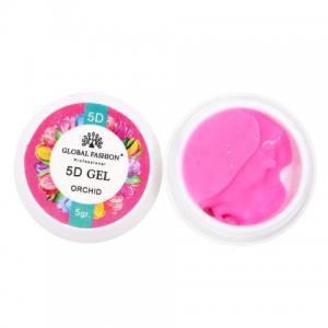 5D GEL для лепки Global 5 ml Orchid