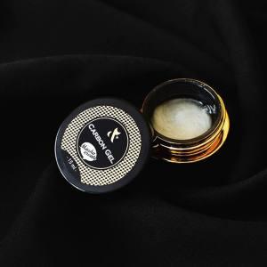 Гель для ремонта ногтевой пластины с микроволокнами F.O.X Carbon gel