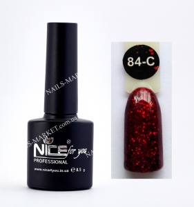 Гель-лак Nice серия cool C84