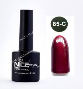 Гель-лак Nice серия cool C85
