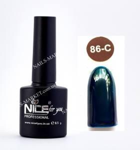 Гель-лак Nice серия cool C86