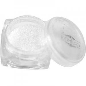 Komilfo пигмент эффект 002 Diamond Silver, 1 г