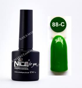 Гель-лак Nice серия cool C88