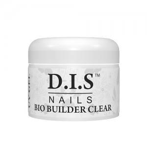 Био-гель для ногтей DIS Bio Builder Clear 30г прозрачный