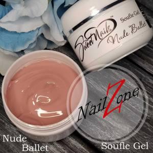 Суфле камуфлирующее от SweetNails Nude Ballet