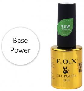 База для гель-лака F.O.X Base Power  12 мл