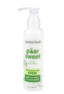 Крем для рук Jerden Proff Pear Sweet Груша, увлажняющий для чувствительной и сухой кожи, 150 мл