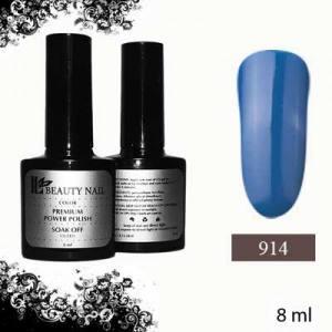 Гель-лак Premium синий №914 (8ml)