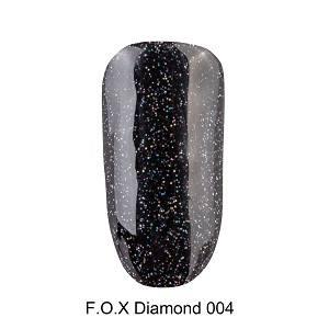 Гель-лак F.O.X Diamond 004 (6 мл)