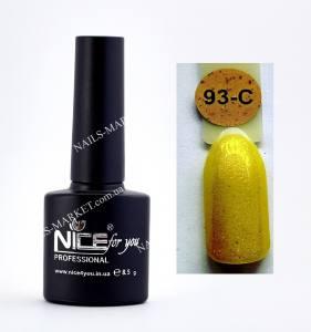 Гель-лак Nice серия cool C93