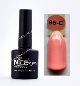 Гель-лак Nice серия cool C95