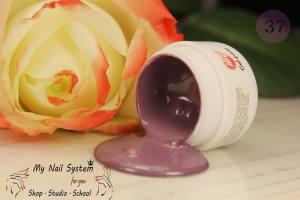 Гель-краска для ногтей My Nail №37 бледно-лиловый