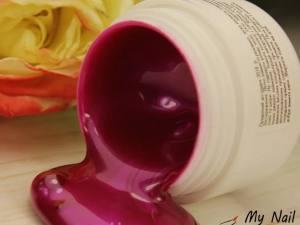 Гель-краска для ногтей My Nail №55 розовато-лиловый