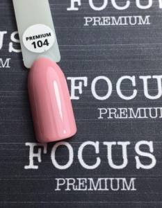 Гель лак Focus Premium, 8 мл №104