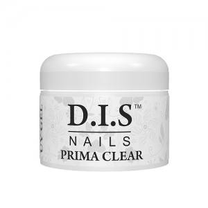 Гель для ногтей DIS Prima Clear