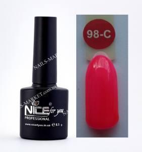 Гель-лак Nice серия cool C98