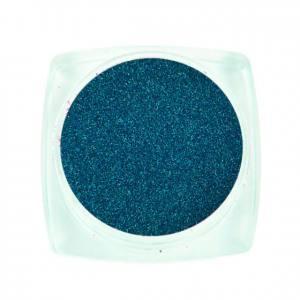 Komilfo блесточки 011, размер 0,08 мм (бирюзовые, голограмма), 2,5 г