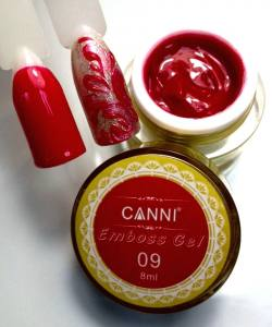 Гель-паста CANNI 8г №9