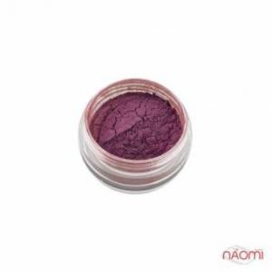 Зеркальная пудра для втирки Naomi № 7, цвет розовый