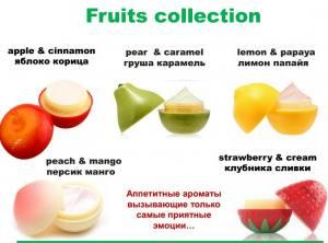 Крем для рук фрукты  35мл