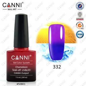 Термо гель-лак Canni №332