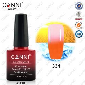 Термо гель-лак Canni №334