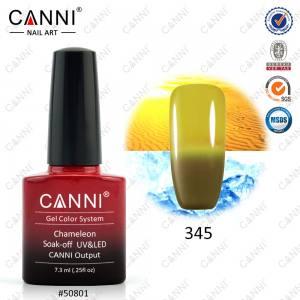 Термо гель-лак Canni №345