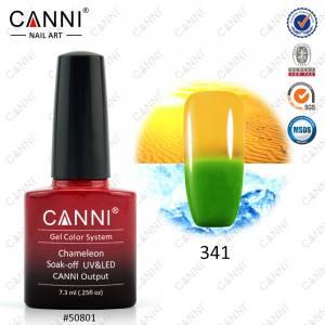 Термо гель-лак Canni №341