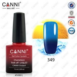 Термо гель-лак Canni №349