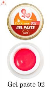 Гель-паста F.O.X Gel paste №2
