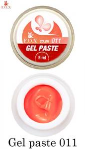 Гель-паста F.O.X Gel paste №11