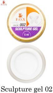Гель-пластилин F.O.X Sculpture gel №2