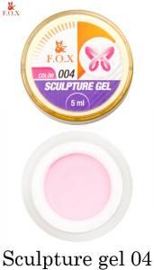 Гель-пластилин F.O.X Sculpture gel №4