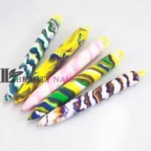 Магнитная ручка цветная