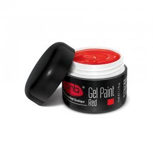 УФ/ЛЕД гель краска 03 Красный PNB, 5 ml