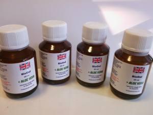 Фруктовая кислота  для педикюра 60 мл (био гель)