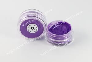 Акрил My Nail №11 фиолетовый