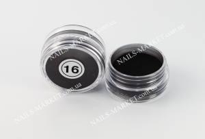Акрил My Nail №16 черный