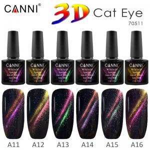 3D декоративное покрытие CANNI Звездное небо 3D Cat Eye A12