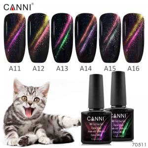 3D декоративное покрытие CANNI Звездное небо 3D Cat Eye A16