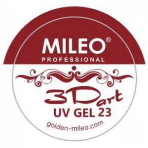 3D гель для лепки Mileo №23