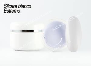 Гель для ногтей Silcare bianko estremo